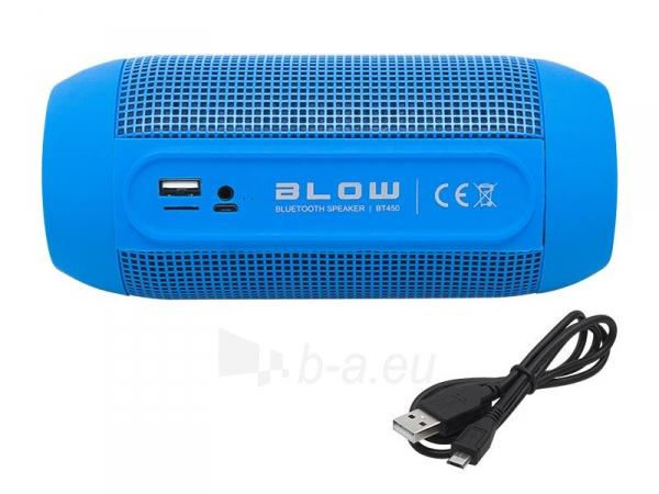 Nešiojama kolonėlė Glosnik Bluetooth BT450-TN Paveikslėlis 3 iš 4 310820146128