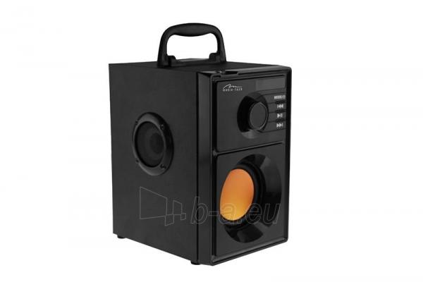 Nešiojama kolonėlė MediaTech Boombox BT MT3145, BT2.1, 15W RMS, MP3, FM Paveikslėlis 2 iš 4 250255800593