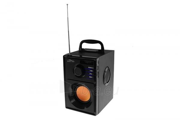 Nešiojama kolonėlė MediaTech Boombox BT MT3145, BT2.1, 15W RMS, MP3, FM Paveikslėlis 3 iš 4 250255800593
