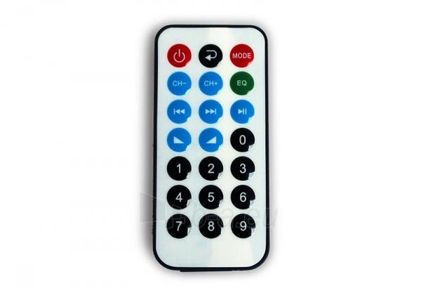 Nešiojama kolonėlė MediaTech Boombox BT MT3145, BT2.1, 15W RMS, MP3, FM Paveikslėlis 4 iš 4 250255800593