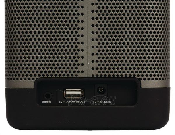Nešiojama kolonėlė Sweex Voyager, BT3.0, NFC, 20W, Juoda Paveikslėlis 5 iš 6 310820037363