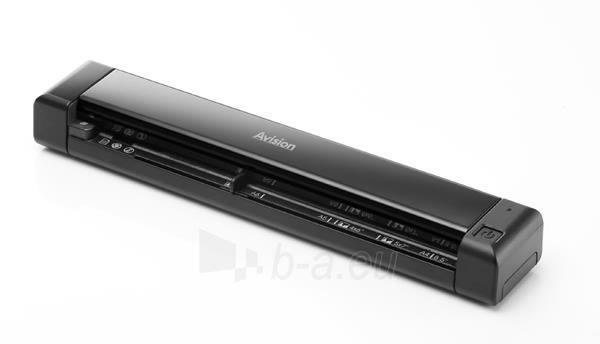 Nešiojamas dokumentų skaneris Avision ScanQ A4/color/1200dpi Paveikslėlis 2 iš 2 310820044633