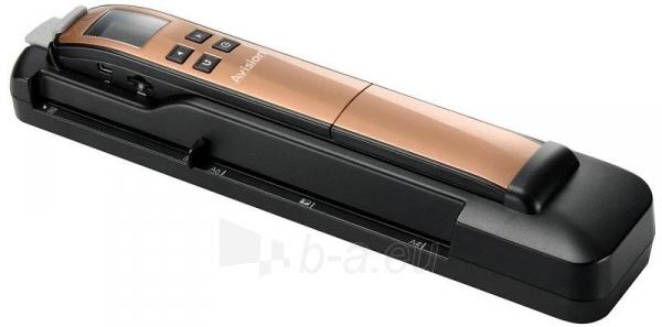 Nešiojamas dokumentų skeneris Avision MiWand 2 L Pro gold A4/color/600dpi Paveikslėlis 1 iš 5 310820014571