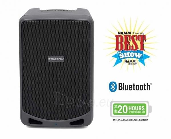 Nešiojamas garsiakalbis SAMSON Expedition XP106w | XPD1 | 4.6kg | Bluetooth Paveikslėlis 1 iš 8 250214000673