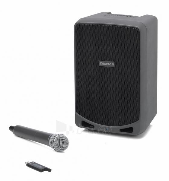 Nešiojamas garsiakalbis SAMSON Expedition XP106w | XPD1 | 4.6kg | Bluetooth Paveikslėlis 2 iš 8 250214000673