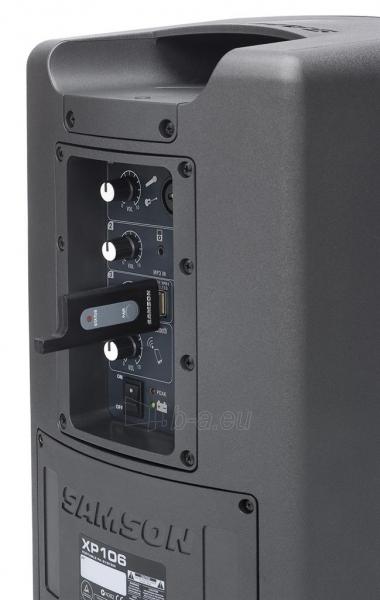 Nešiojamas garsiakalbis SAMSON Expedition XP106w | XPD1 | 4.6kg | Bluetooth Paveikslėlis 4 iš 8 250214000673