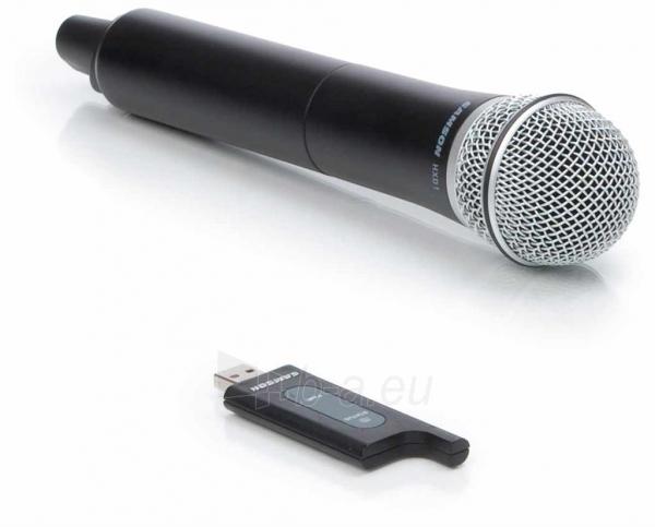 Nešiojamas garsiakalbis SAMSON Expedition XP106w | XPD1 | 4.6kg | Bluetooth Paveikslėlis 5 iš 8 250214000673