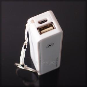Nešiojamas įkroviklis PowerNeed 2600mAh, Li-Ion Paveikslėlis 5 iš 7 250232002598