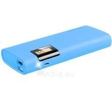 Nešiojamas įkroviklis Tracer Mobile Battery 13000 mAh, mėlynas Paveikslėlis 2 iš 4 310820014430