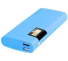 Nešiojamas įkroviklis Tracer Mobile Battery 13000 mAh, mėlynas Paveikslėlis 3 iš 4 310820014430