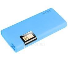 Nešiojamas įkroviklis Tracer Mobile Battery 13000 mAh, mėlynas Paveikslėlis 4 iš 4 310820014430