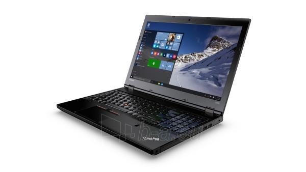 Nešiojamas kompiuteris. LENOVO ThinkPad L560 i5-6200U Paveikslėlis 1 iš 1 310820028624