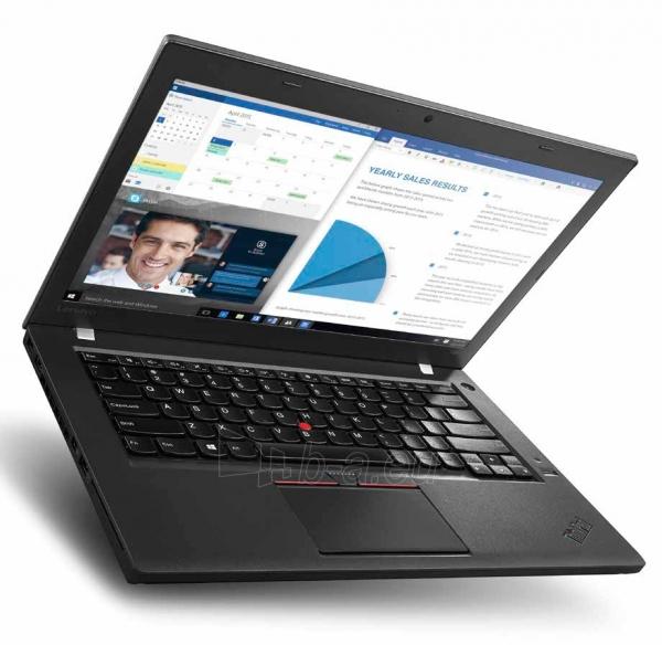 Nešiojamas kompiuteris. LENOVO ThinkPad T460 i5-6200U Paveikslėlis 1 iš 1 310820028625