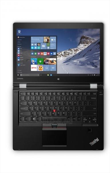 Nešiojamas kompiuteris. LENOVO ThinkPad Yoga460 Touch i5-6200U Paveikslėlis 1 iš 1 310820028623