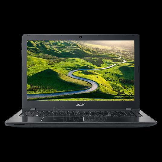 Nešiojamas kompiuteris Acer Aspire E5-576-392H 15.6 FHD AG/I3-8130U/6GB/1TB/DVD-RW/BT/W10 64B Refurbi Paveikslėlis 1 iš 1 310820169674