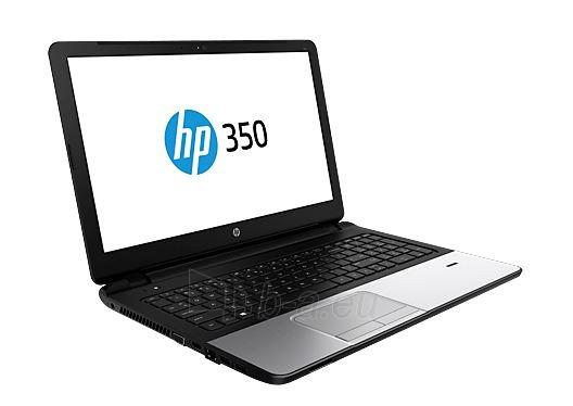Nešiojamas kompiuteris Bundle HP 350 G2 UMA Pentium 3805U 15.6 Paveikslėlis 1 iš 1 310820022935