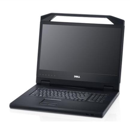 Nešiojamas kompiuteris Dell 18.5in LED KMM DKMMLED185-001 - English Keyboard Paveikslėlis 2 iš 2 310820221578