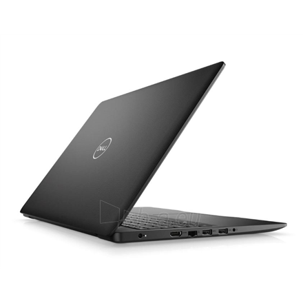 "Nešiojamas kompiuteris Dell Inspiron 15 3585 Black, 15.6 "", Full HD, 1920 x 1080 pixels, Matt, AMD, Ryzen 5 2500U, 8 GB, DDR4, SSD 256 GB, AMD APU, Windows 10 Home, 802.11ac, Keyboard language English, Warranty 24 month(s), Battery warranty 12 month Paveikslėlis 1 iš 3 310820180800"
