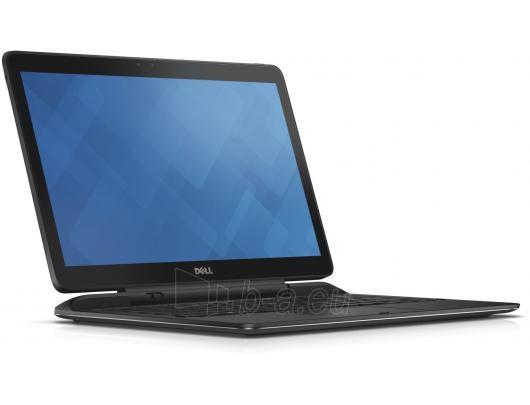 Nešiojamas kompiuteris Dell Lat 7350 13T M-5Y10 4/128GB W8.1Pr Paveikslėlis 1 iš 5 310820039955