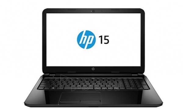Nešiojamas kompiuteris HP 15-r200na 15.6 HD Brightview flat Paveikslėlis 1 iš 1 310820023088