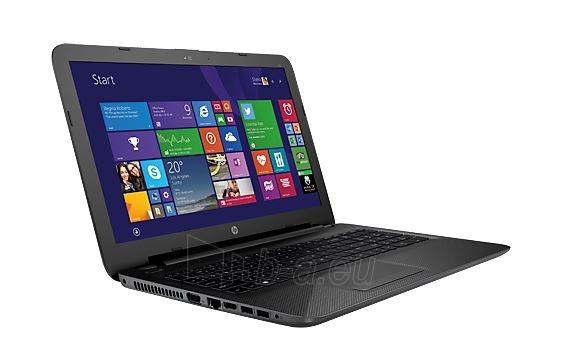 Nešiojamas kompiuteris HP 250 G4 UMA i5-5200U 15.6 HD SVA AG 4G Paveikslėlis 1 iš 1 310820023019