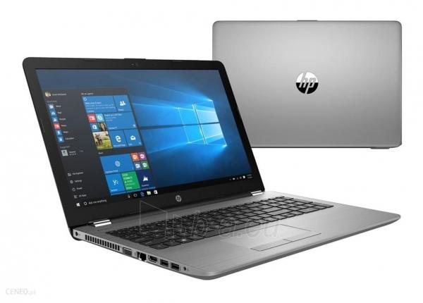Nešiojamas kompiuteris HP 250 G6 15.6 FHD AG/ i5-7200U/8GB/SSD 256GB/Intel HD 620/BT/W10P Paveikslėlis 1 iš 1 310820181448