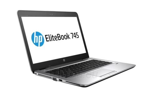 Nešiojamas kompiuteris HP EliteBook 745 G3 UMA Pro A8-8600B 14 Paveikslėlis 1 iš 1 310820023044
