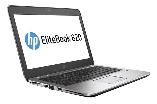 Nešiojamas kompiuteris HP EliteBook 820 G3 UMA i5-6300U 12.5 Paveikslėlis 1 iš 1 310820023050