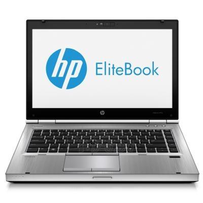 Klēpjdatoru HP Elitebook 8470p/i5-3320M/14'' LED HD+ AG/cam/HD 7570M 1GB/4GB/500GB/Wlan bgn/BT/FPR/W7PRO64/Uskey/3YW Paveikslėlis 1 iš 4 250252200670