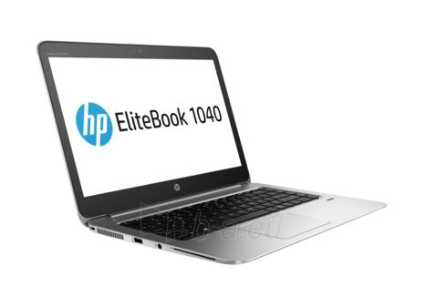 Nešiojamas kompiuteris HP EliteBook Folio 1040 G3 UMA i7-6500U Paveikslėlis 1 iš 1 310820023071
