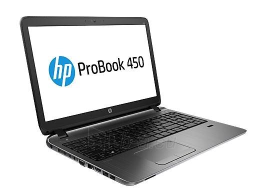 Nešiojamas kompiuteris HP ProBook 450 G2 DSC 2GB i7-5500U 15.6 Paveikslėlis 1 iš 1 310820022938