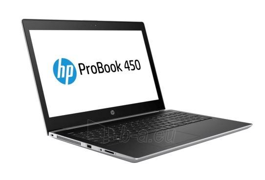 Nešiojamas kompiuteris HP Probook 450 G5 i5-8250U 15.6in W10P Paveikslėlis 1 iš 1 310820206288