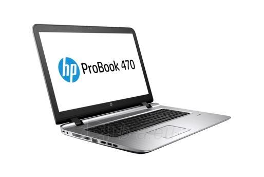 Nešiojamas kompiuteris HP ProBook 470 G3 AMD Radeon R7 w 2GB i7 Paveikslėlis 1 iš 1 310820028648