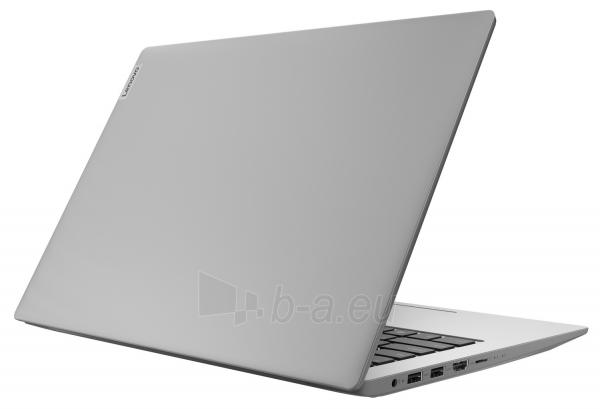 Nešiojamas kompiuteris Lenovo IdeaPad 1 14ADA05 14/AMD 3050E/4GB/SSD 128GB/Radeon Graphics/W10/ platinum grey (82-GW00-1A) Paveikslėlis 3 iš 3 310820253726