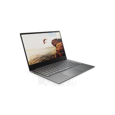 """Nešiojamas kompiuteris Lenovo IdeaPad 720S-13IKB Grey, 13.3 """", IPS, Full HD, 1920 x 1080 pixels, Matt, Intel Core i7, i7-7500U, 8 GB, DDR4, SSD 256 GB, Intel HD, No Optical drive, Windows 10 Home, 802.11 ac, Bluetooth version 4.1, Keyboard language  Paveikslėlis 1 iš 4 310820141625"""