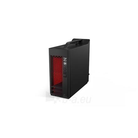 Nešiojamas kompiuteris Lenovo Legion T530 Intel Desktop, Tower, Intel Core i5, i5-8400, Internal memory 8 GB, DDR4, SSD 256 GB, NVIDIA GeForce 1060, Keyboard language No keyboard, Windows 10 Home, Warranty 24 month(s), 802.11ac, Black, 3 GB, 4.1 Paveikslėlis 1 iš 5 310820169571