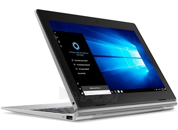 Nešiojamas kompiuteris LENOVO MIIX D330 N4000 10inch TS Paveikslėlis 1 iš 1 310820218969