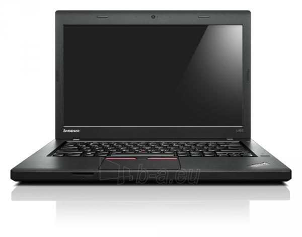 Nešiojamas kompiuteris LENOVO ThinkPad L450 i3-5005U Paveikslėlis 1 iš 1 310820023034