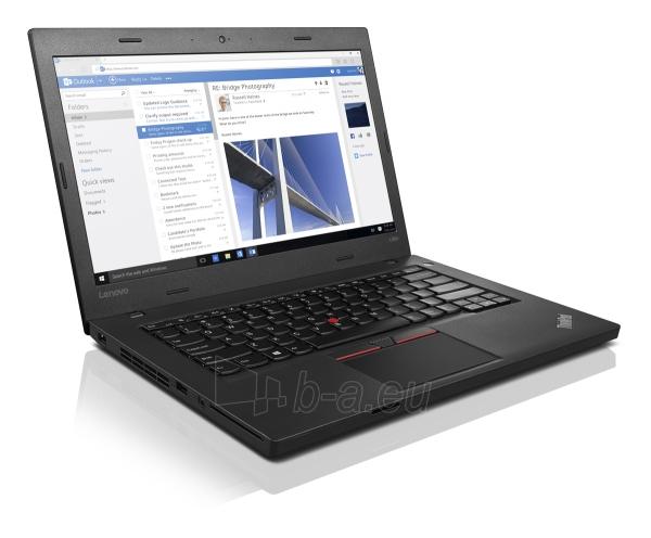 Nešiojamas kompiuteris LENOVO ThinkPad L460 i5-6200U Paveikslėlis 1 iš 1 310820023043