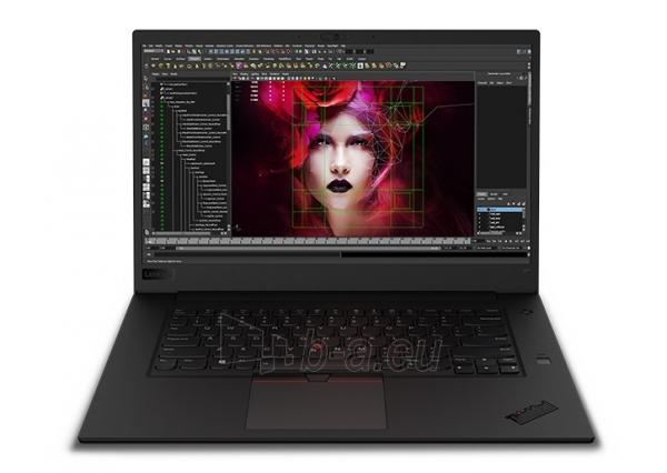Nešiojamas kompiuteris LENOVO ThinkPad P1 i7-8750H 15.6inch TS Paveikslėlis 1 iš 1 310820166114