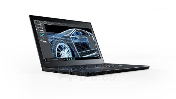 Nešiojamas kompiuteris LENOVO ThinkPad P50s i7-6500U Paveikslėlis 1 iš 1 310820023087