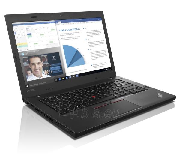 Nešiojamas kompiuteris LENOVO ThinkPad T460p i5-6440HQ Paveikslėlis 1 iš 1 310820023076