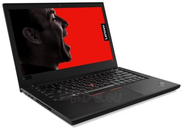 Nešiojamas kompiuteris LENOVO ThinkPad T480 i7-8550U 14in W10P Paveikslėlis 1 iš 1 310820206300