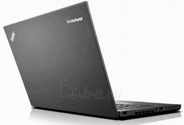 Nešiojamas kompiuteris Lenovo ThinkPad T540p 15,6 (1366x768) i5-4210M 4G 500G W7/8Pro Refurb Paveikslėlis 3 iš 3 310820028595