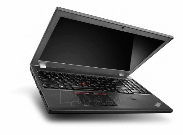 Nešiojamas kompiuteris LENOVO ThinkPad T550 i7-5600U Paveikslėlis 1 iš 1 310820015699