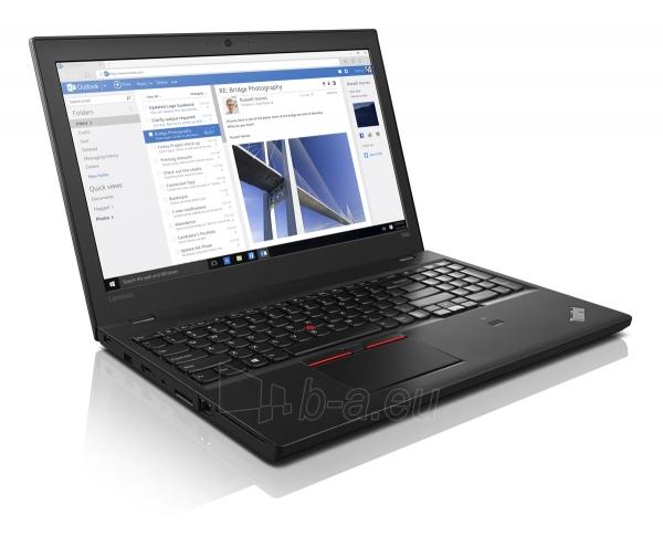 Nešiojamas kompiuteris LENOVO ThinkPad T560 i7-6600U Paveikslėlis 1 iš 1 310820023081