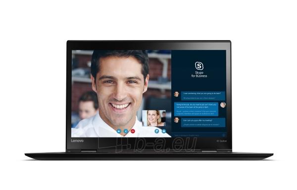 Nešiojamas kompiuteris LENOVO ThinkPad X1 Carbon i5-6200U Paveikslėlis 1 iš 1 310820023039