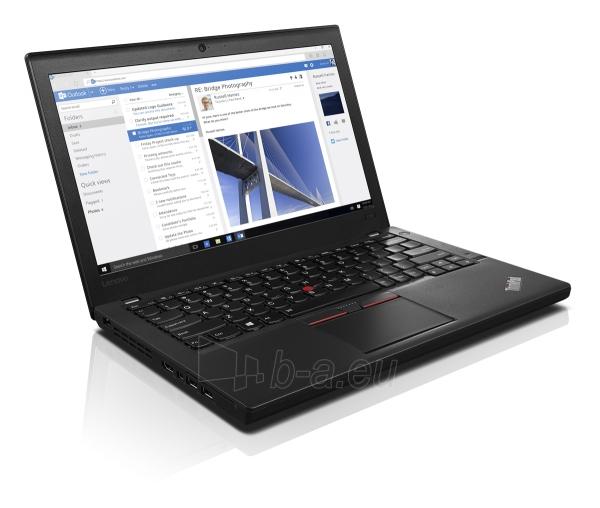 Nešiojamas kompiuteris LENOVO ThinkPad X260 i5-6200U Paveikslėlis 1 iš 1 310820023011