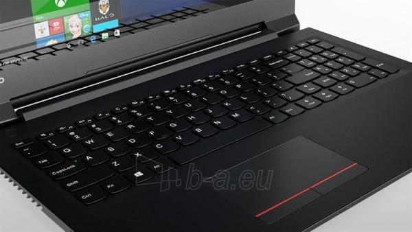 Nešiojamas kompiuteris Lenovo V110-15SK 15,6 AG Core™ i3-6100U 4GB 500GB Intel® HD 520 DVDRW Win10Pro Paveikslėlis 5 iš 5 310820103043