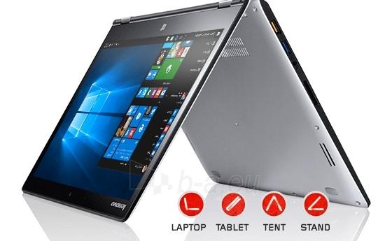Nešiojamas kompiuteris LENOVO Yoga 700-14ISK i5-6200U Paveikslėlis 1 iš 1 310820023006